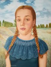 La nipotina Matilde Lupo, secondo ritratto.