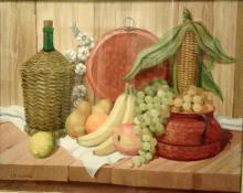 Olio su tela - Proprietà della famiglia Antonio Cerchiaro